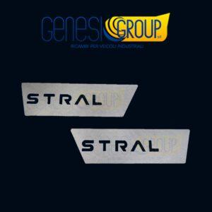 Profili laterali portiere | Iveco Stralis, Stralis Cube ed Hi Way