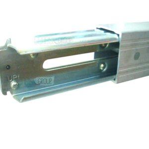 Barra portante in alluminio regolabile 2290×2570