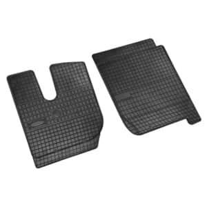 Set tappeti su misura in gomma – Iveco Stralis (08/02>12/12) cab. stretta/narrow – Iveco Stralis (07/12>12/19) cab. stretta/narrow