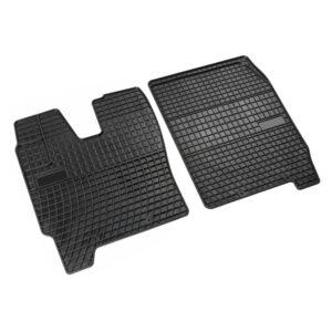 Set tappeti su misura in gomma – Iveco Eurocargo (09/03>) Cabina 2 gradini