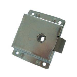 Serratura in acciaio zincato