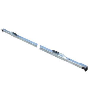 Barra fermacarico Scout acciaio zincata orizzontale telesc. per sponde da 25
