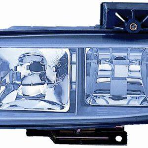 Fendinebbia ADATTABILE IVECO Eurocargo 1991->2003 Eurostar 1993-> 2002 Eurotech 1992->1998 H3-H3