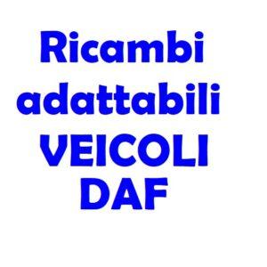 Ricambi VEICOLI DAF