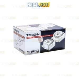 TM80/N coppia trombe 2 morsetti 24V